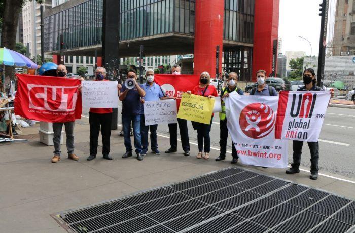 Sindicalistas no mundo repudiam golpe militar em Mianmar e defendem democracia
