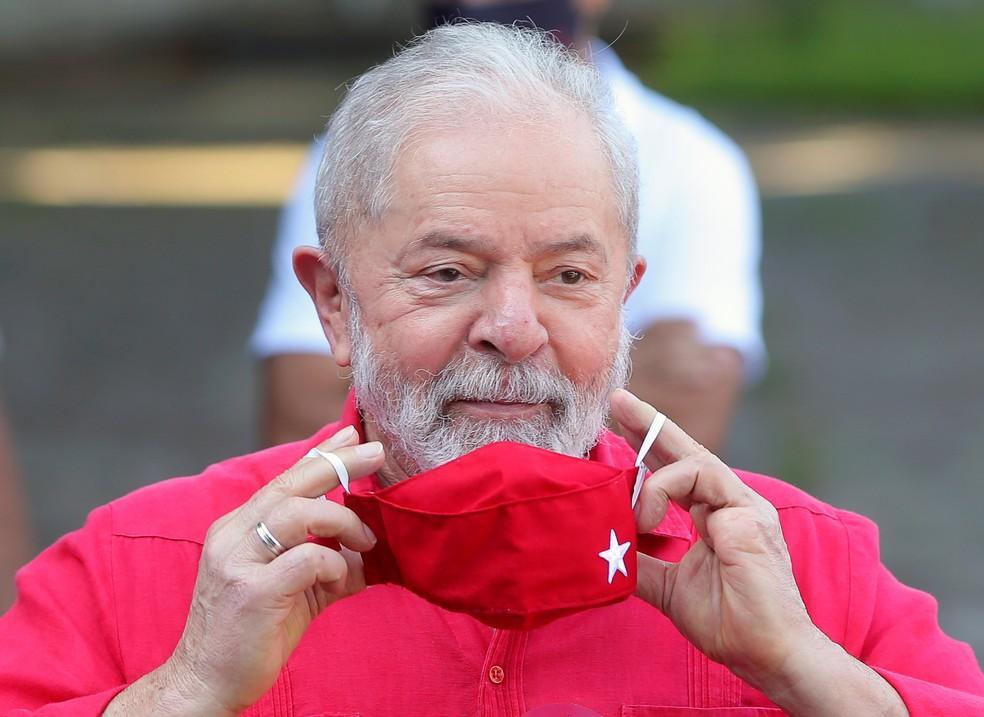 Fachin anula condenações de Lula relacionadas a lava jato